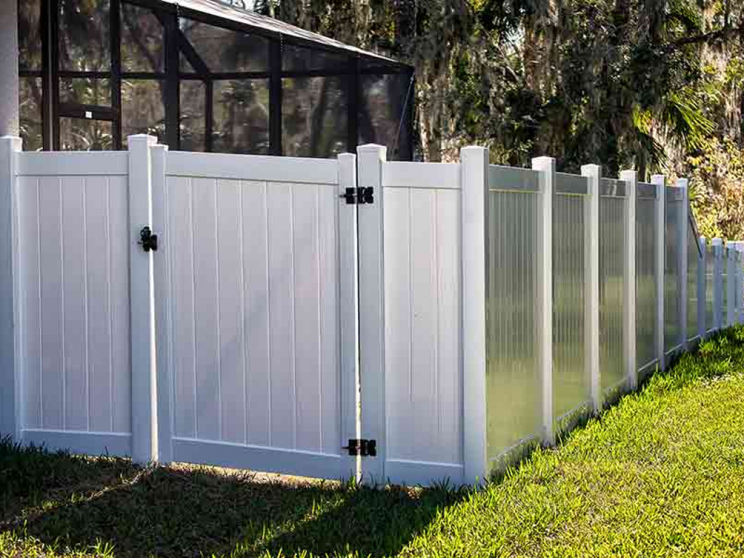 Increase Your Property Value With A Vinyl Fence
